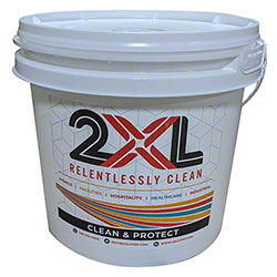 2XL Corp Empty 3 Gallon Bucket w/Lid