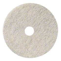 3M™ 3300 Natural Blend White Pad - 27""