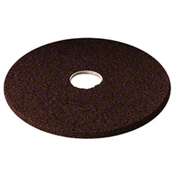 3M™ 7100 Brown Stripper Pad - 20""