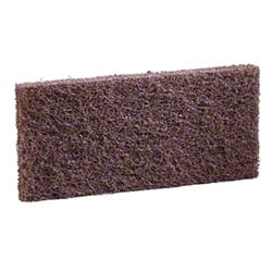 3M™ Brand Doodlebug™ Brown Scrub 'n Strip Pad No. 8541