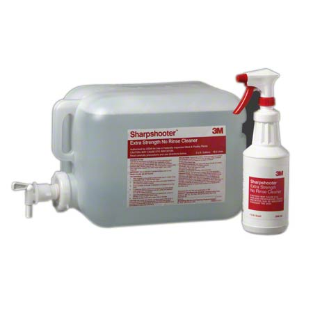 3M™ Sharpshooter™ Extra Strength No Rinse Cleaner -Qt.