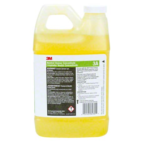 3M™ FCS 3A Neutral Cleaner Concentrate - 0.5 Gal.
