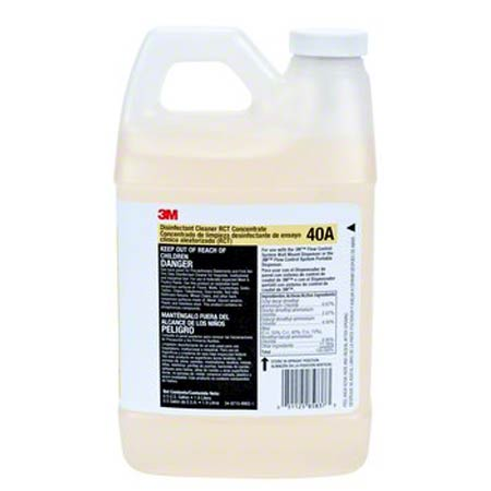 3M™ 40A Disinfectant Cleaner RCT - 0.5 Gal.