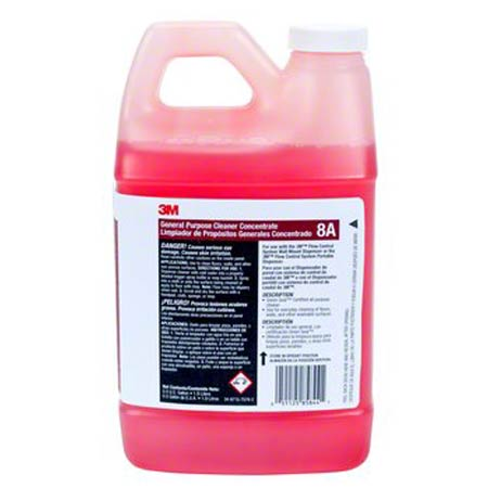 3M™ FCS 8A General Purpose Cleaner Concentrate - 0.5 Gal.