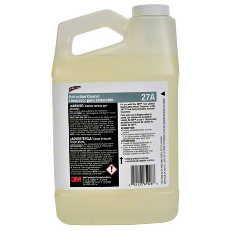 3M™ FCS 27A Scotchgard™ Extraction Cleaner - 0.5 Gal.