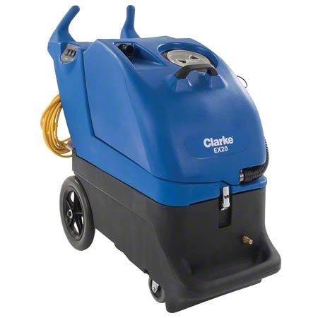 Clarke® EX20™ 100SC Extractor-13 Gal, Heat,Machine Only
