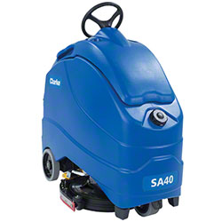 "Clarke® SA40 Stand-On Scrubber - 20"" Disc, 140 AH AGM"