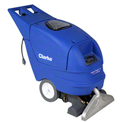 "Clarke® Clean Track™ Carpet Extractor-18"" Wash 'n Rinse"