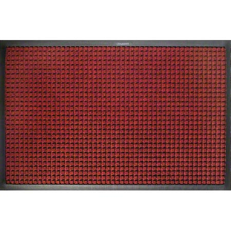 M + A Matting Waterhog® Classic - Medium Brown, 2x3
