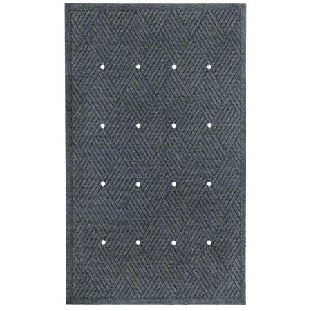 M + A Matting Traction Hog™ Non-Drainable Mat - 3' x 10'