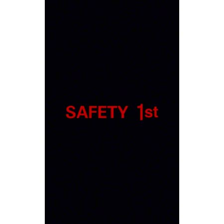 M + A Matting SuperScrape Safety 1st Message - 3' x 5', Styl