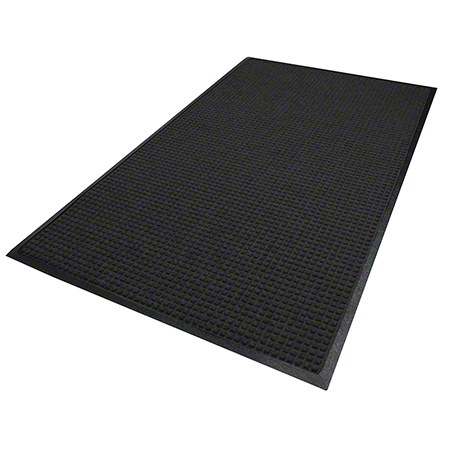 M + A Matting Waterhog® Classic - Charcoal, 3x5
