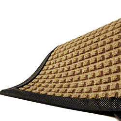 M + A Matting Waterhog® Classic - Medium Brown, 4x12