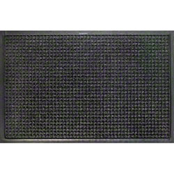 M + A Matting Waterhog® Classic - Charcoal, 4x6