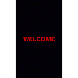 M + A Matting SuperScrape Welcome Message Mat - 3' x 5', Sty