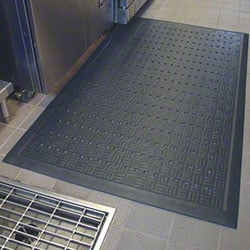 M + A Matting Cushion Station™ Anti-Fatigue Mat w/Holes