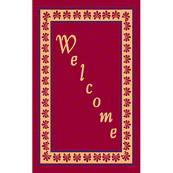 M + A Matting Classic Creation Persian Welcome Mat - 5' x 8'