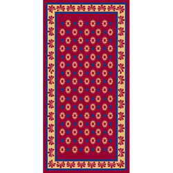 M + A Matting Classic Creation Persian Mat - 6' x 12'