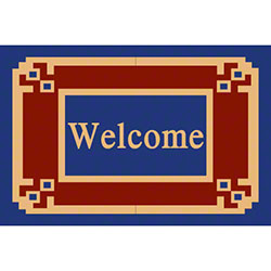M + A Matting Classic Creation Heritage Welcome Mat - 4' x 6