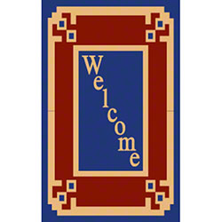 M + A Matting Classic Creation Heritage Welcome Mat - 5' x 8