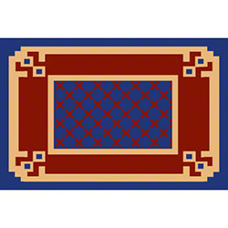 M + A Matting Classic Creation Heritage Mat - 4' x 6'