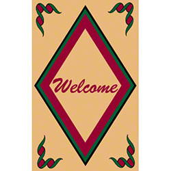 M + A Matting Classic Creation Capri Welcome Mat - 5' x 8'