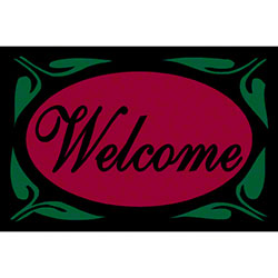 M + A Matting Classic Creation Victorian Welcome Mat - 4' x