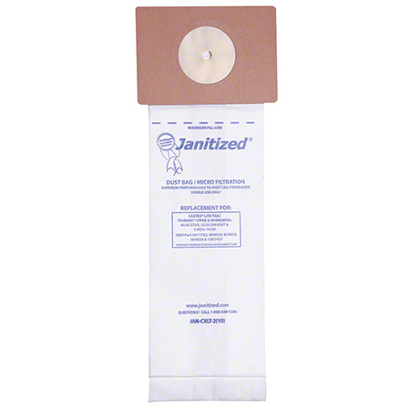 Janitized® Paper Meltblown Micro Filter For Nobles/Tennant