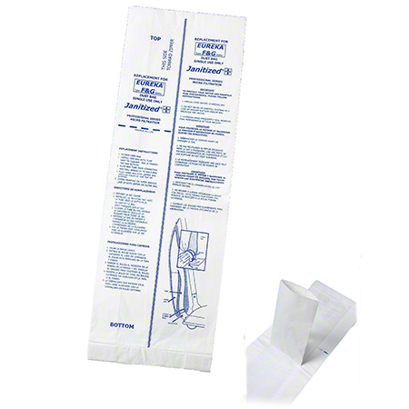 Janitized® 2 Ply Paper/Meltblown Micro Filter 12