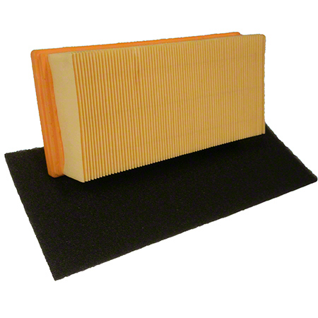 Janitized® Pleated Paper Filter