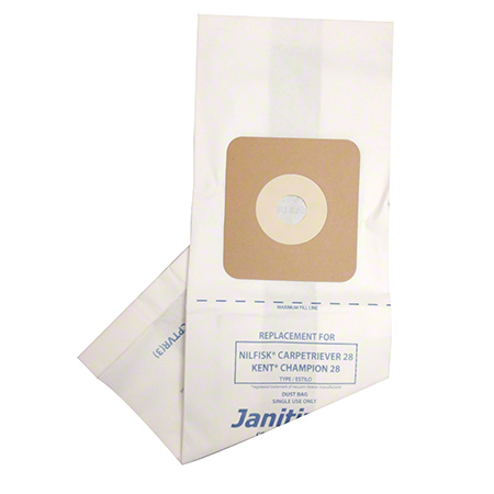 Janitized® 1 Ply Paper Bag