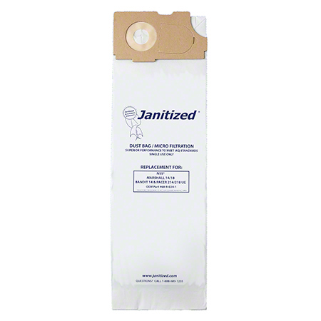 Janitized® 2 Ply Paper/Meltblown Micro Filter 10