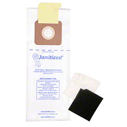 Janitized® 2-Ply Paper Meltblown Micro Filter