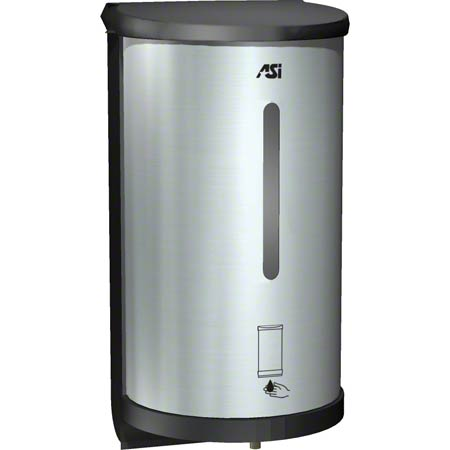 ASI Automatic Soap Dispenser - Stainless Steel