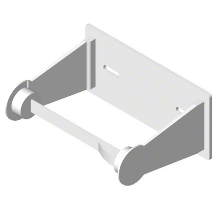 ASI Single Surface Mounted Toilet Tissue Holder