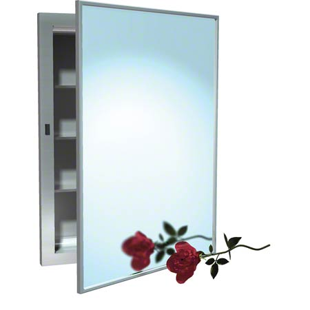 ASI Recessed Stainless Steel Medicine Cabinet