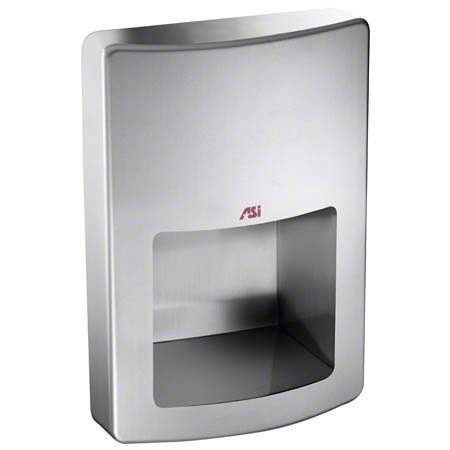ASI Roval™ Recessed High Speed Hand Dryer - 120 VAC