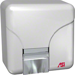 ASI Porcelair Hand Dryer - White