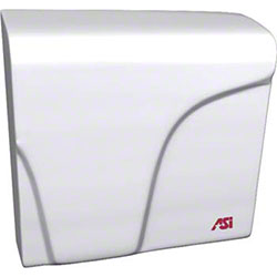 ASI Profile™ Compact Dryer - White