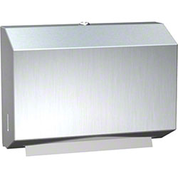 ASI Paper Petite Multi-Fold/C-Fold Towel Dispenser