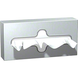 ASI Surface Mounted Facial Tissue Dispenser -Stainless Steel