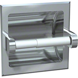 ASI Zamac Recessed Toilet Tissue Holder