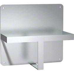 ASI Surface Mounted Bedpan Rack