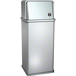 ASI Traditional 19 Gal. Free Standing Waste Receptacle