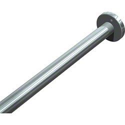 ASI Extra Heavy-Duty Shower Curtain Rod