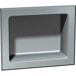 ASI Rear Mounting Recessed Soap Dish