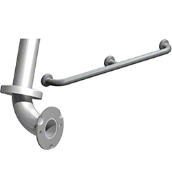 ASI 3800 Series Type 02 Snap Flange Grab Bar - 52""