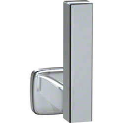 ASI Bright Stainless Steel Extra Roll Toilet Tissue Holder