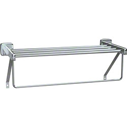 ASI Towel Shelf w/Towel Bars