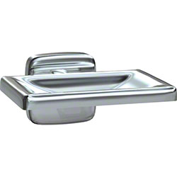 ASI Soap Dish - Satin Finish